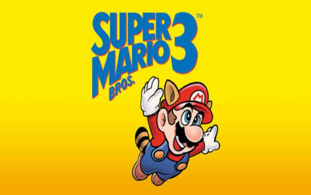 Super Mario Bros 3 | Jogo mais caro da história