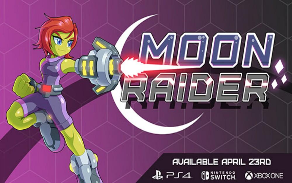 Moon Raider | Jogo chega aos consoles em abril