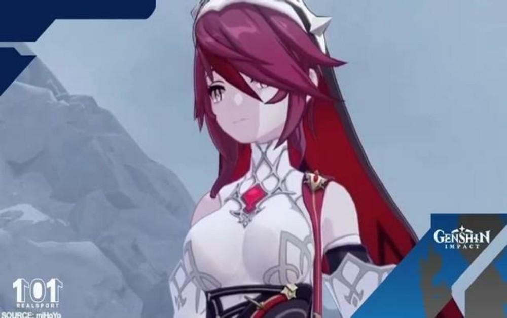 Genshin Impact | Confira a nova personagem: Rosaria