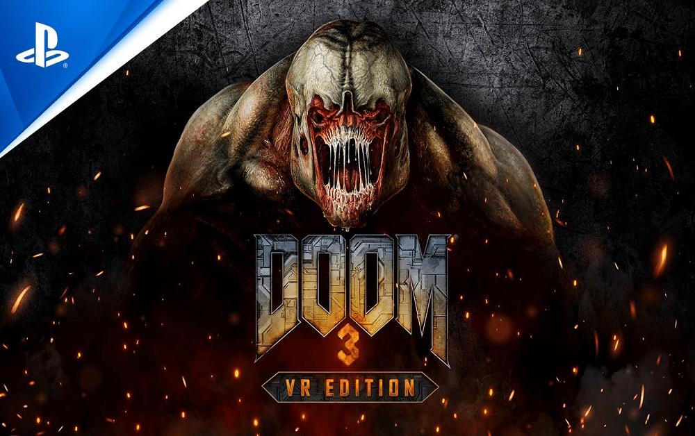 DOOM 3: VR Edition | Confira trailer de lançamento