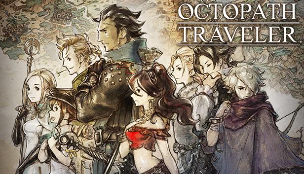 Octopath Traveller chega no Xbox Game Pass