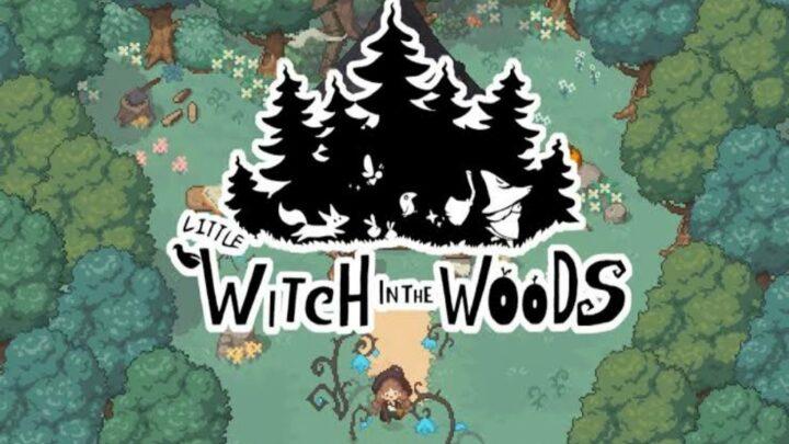 Little Witch in the Woods | Jogo vai ser antecipado na Steam