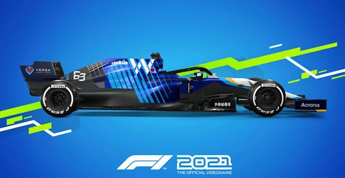 F1 2021   Trailer de anuncio