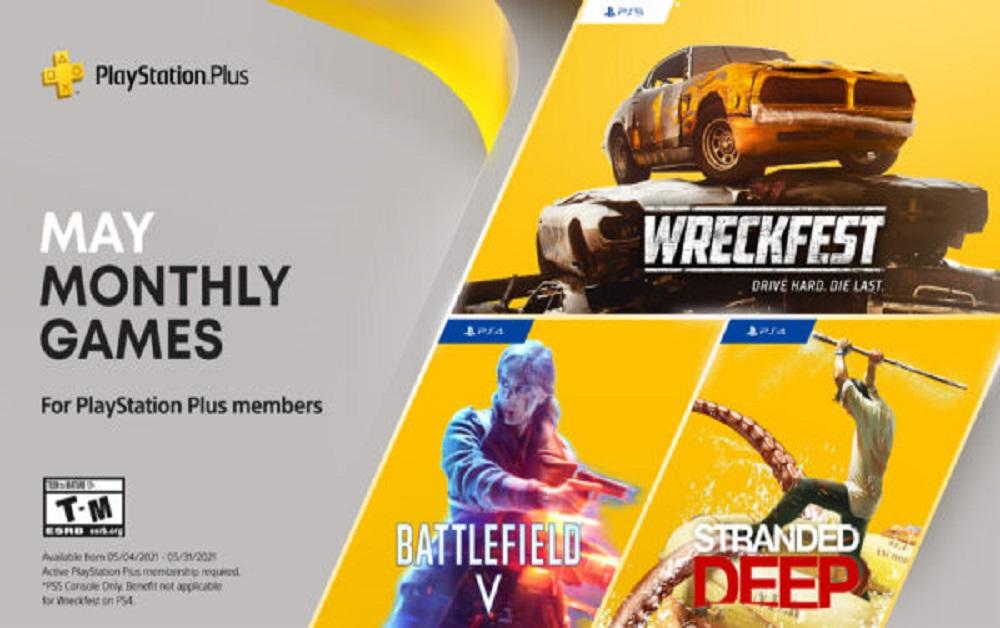 PlayStation Plus   Confira os jogos de maio de 2021