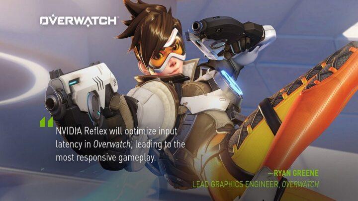 NVIDIA | Reflex diminui latência de Overwatch pela metade
