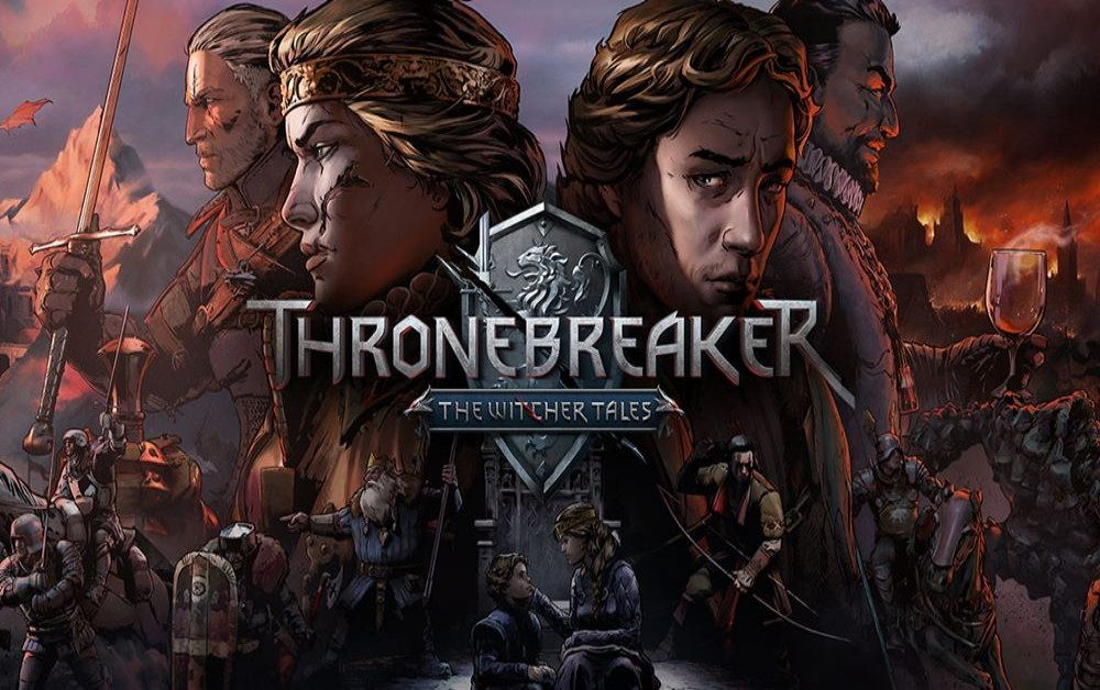 Thronebreaker: The Witcher Tales   Agora no Android