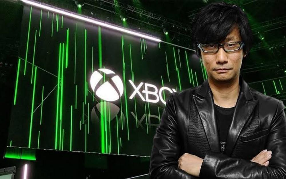 Kojima | Parceria com Xbox cada vez mais próxima