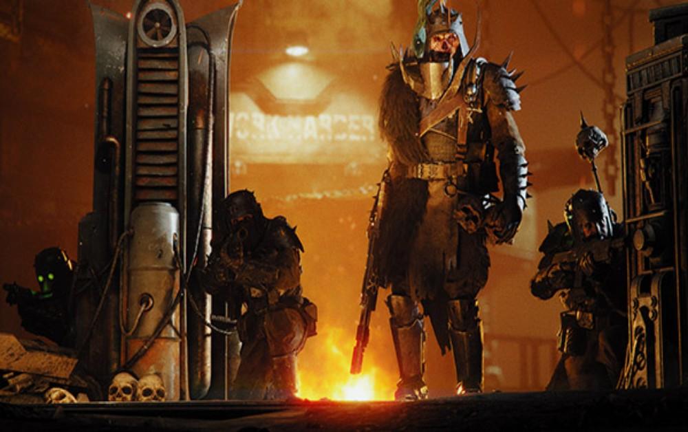 Warhammer 40.000: Darktide   Jogo é adiado para 2022