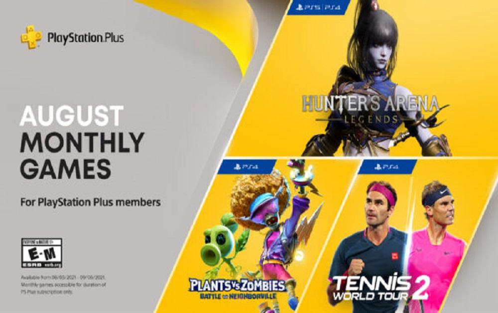 PlayStation Plus | Confira os games de agosto