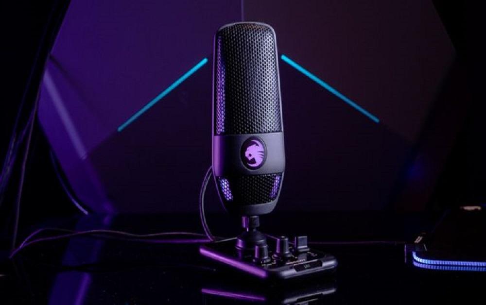 TECNOLOGIA | The Torch: Confira microfone da Roccat e Turtle Beach